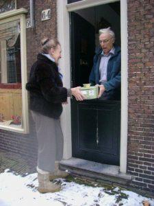 tafeltje dekje Haarlem